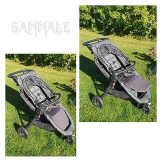 Baby Jogger City Mini GT jalatugi