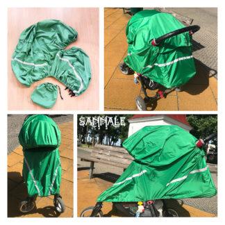 Baby Jogger City Mini vihmakile