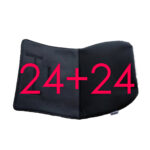 24+24cm