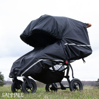Baby Jogger City Mini GT Double vihmakile